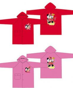 Impermeable para chicas de Minnie