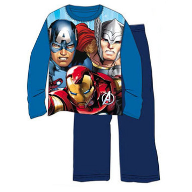 Pijama manga larga de Avengers