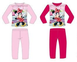 b6b848459 Pijama para niña de invierno Minnie Mouse