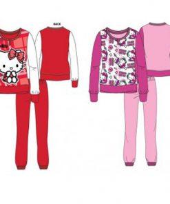 Pijama para niñas Hello Kitty