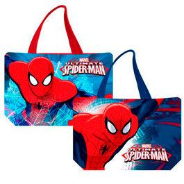 Bolso playero Spiderman
