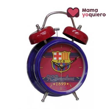 Despertador con himno F C Barcelona