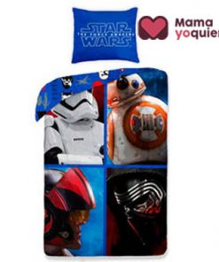 Funda nordica cama Star Wars