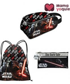 Pack escolar Star Wars