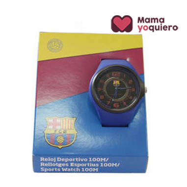 Reloj juvenil F c Barcelona