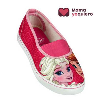 Zapatillas lona de Frozen