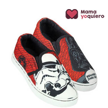Zapatillas lona Star Wars