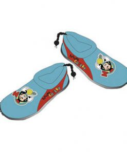 Zapatilla neopreno de Mickey