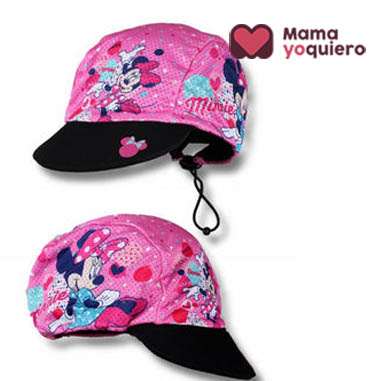 Gorra baño Minnie