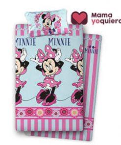 Juego cama Minnie