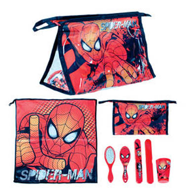 Neceser escolar Spiderman