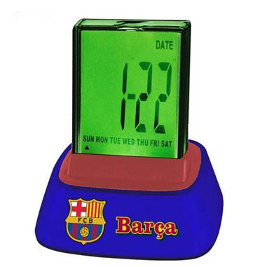 Reloj despertador F C Barcelona