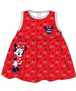 Vestido verano bebe Minnie