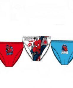 Calzoncillo infantil Spiderman