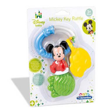 Llave sonajero de Mickey