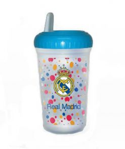 Vaso iniciacion Real Madrid
