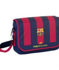 Cartera escolar F C Barcelona