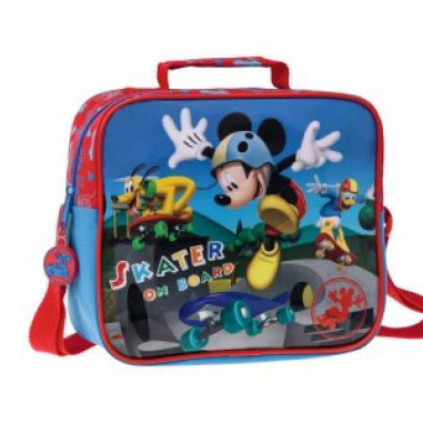 Cartera escolar Mickey