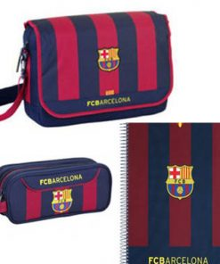 Pack escolar F C Barcelona