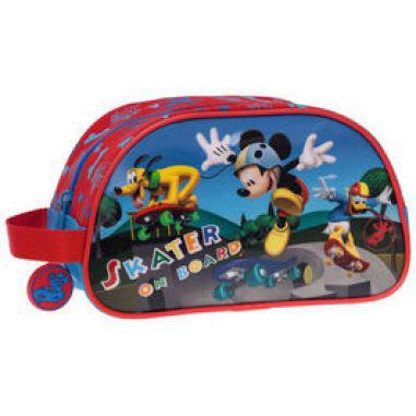 Estuche escolar Mickey