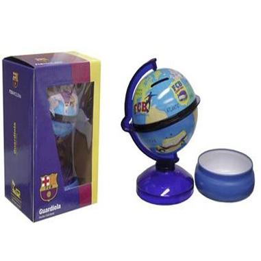 Hucha bola mundo FC Barcelona