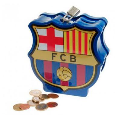 Hucha metalica Fc Barcelona