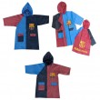Impermeable F C Barcelona