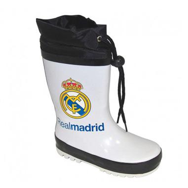 Botas lluvia Real Madrid