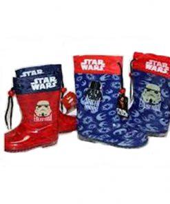 Botas agua Star Wars