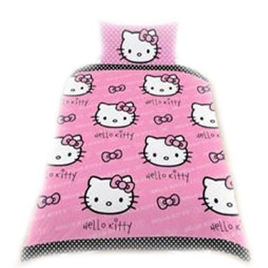 Funda de cama Hello Kitty