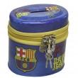 Hucha con candado F C Barcelona