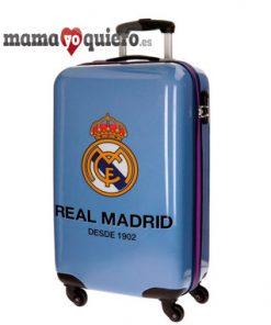 Maleta en Abs del Real Madrid