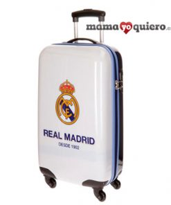 Maleta rigida 67cm Real Madrid