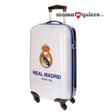 Maleta rigida 67cm Real Madrid