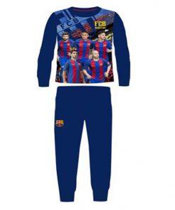 Pijama invierno F C Barcelona