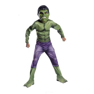 Disfraz para niños de Hulk