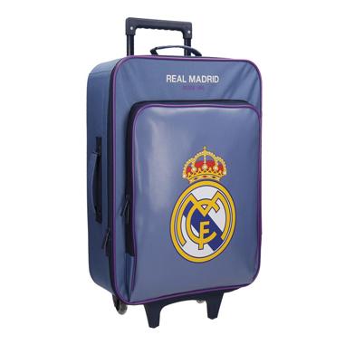 Maleta viaje Real Madrid