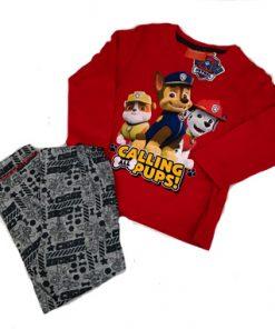 Pijama para niños de Patrulla Canina