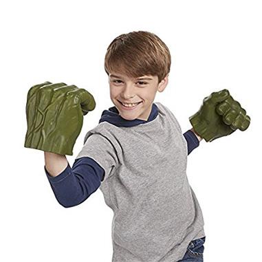 Puños para niños de Hulk
