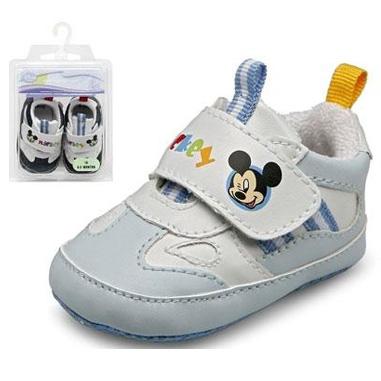 Zapatillas infantiles de Mickey