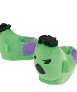 Zapatillas de invierno Hulk