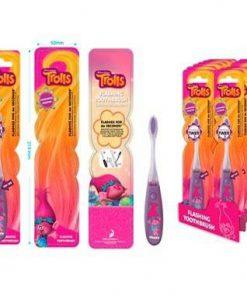 Cepillo dientes para niños de Trolls