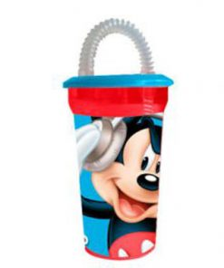 Vaso infantil Mickey Mouse