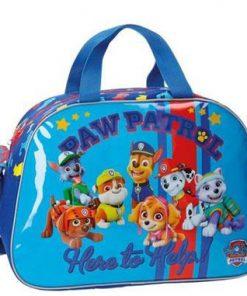 Bolso de viaje para niños de Patrulla Canina