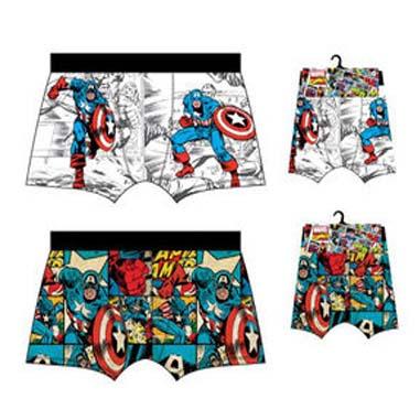 Boxer adulto Avengers