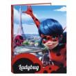 Carpeta anillas Lady Bug