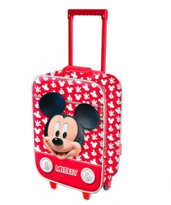 Maleta de viaje Mickey Mouse
