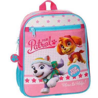 288d1e897b4 Mochila escolar para niñas de Patrulla Canina