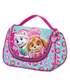 Bolsa aseo para niñas de Patrulla Canina