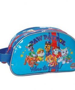 Bolsa de aseo para niños de Patrulla Canina